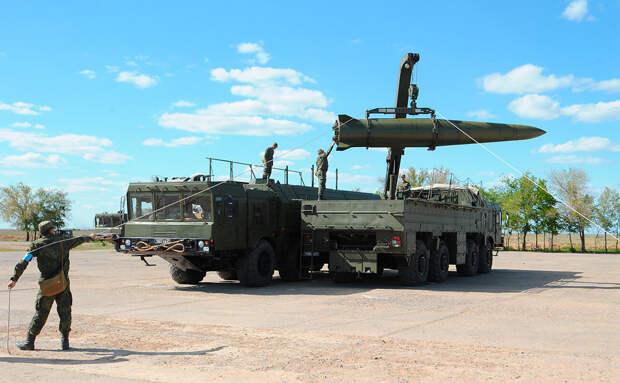 Украине нечем защищаться от российских «Искандеров»