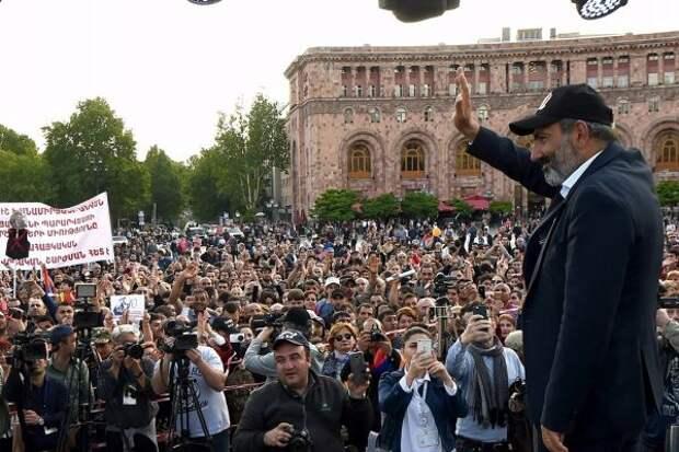 Секты вАрмении впериод революции, войны ивыборов— интервью сэкспертом