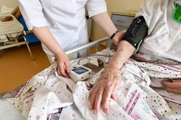 Пьяные медсёстры избили пациентку в московской больнице