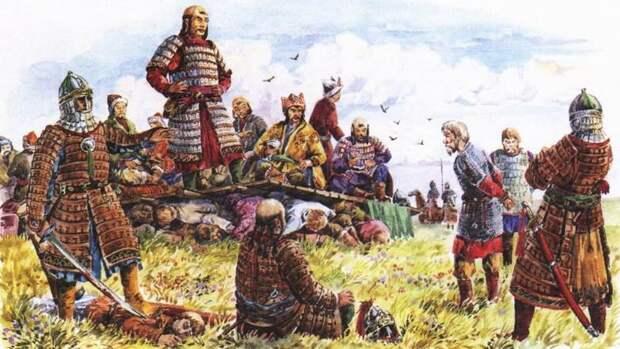 Разведопрос: Клим Жуков о битве на реке Калке