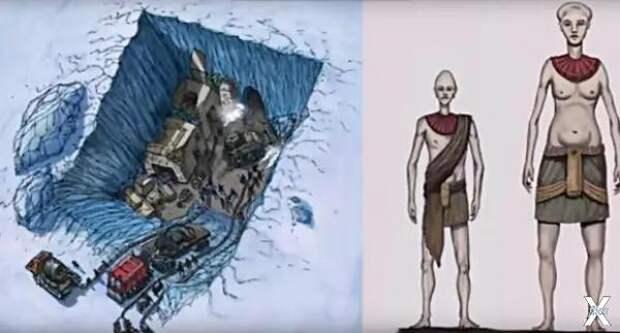 О цивилизации преадамитов
