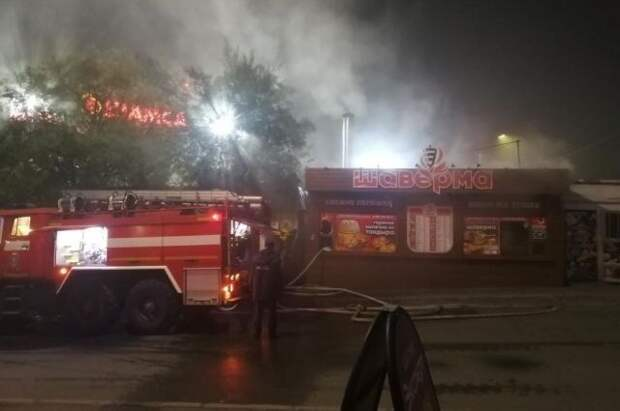 Трое детей погибли при пожаре в жилом доме в Самарской области