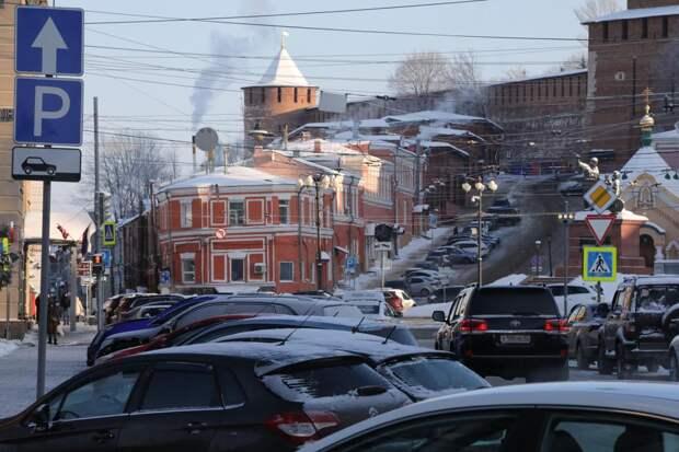 Ивановский съезд отстены кремля допереулка Кожевенного капитально отремонтируют в Нижнем Новгороде