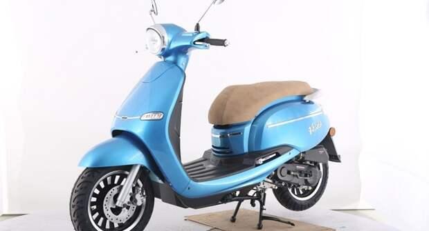 Три новых скутера сезона-2021
