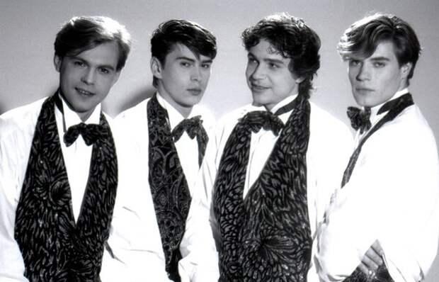 Группа На-На в начале 90-х годов