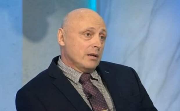 Антипов рассказал, как трещит голландская байка про взрыв «Бука»