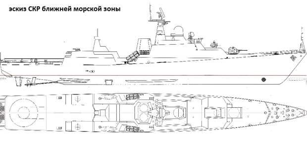 Корабли проекта 11661 — боевые суда, которые ждали своего часа долгие годы