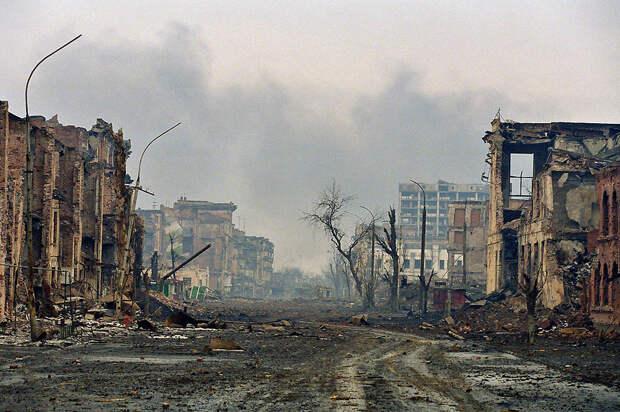 1290 Чечня и не только глазами Дмитрия Белякова