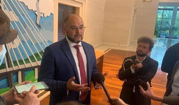 «Системно ичестно»: Шестаков представил новые лица мэрии Владивостока