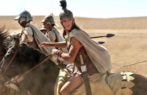 Кадр из фильма «Александр», 2004 г.