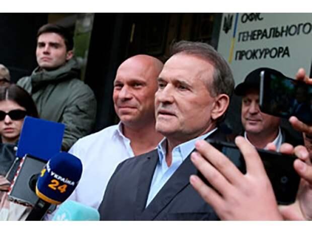 «Америка боится Медведчука как огня». Украинцы о деле лидера оппозиции