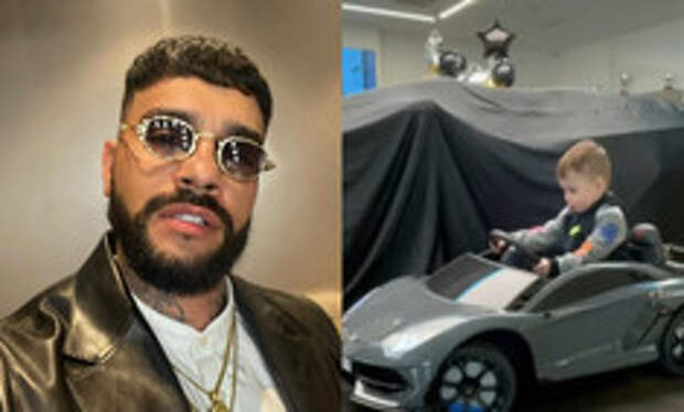 Тимати загладил вину перед сыном двумя спорткарами за 30 миллионов рублей