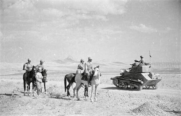 Операция «Согласие». Как СССР и Англия заняли Иран в 1941 году