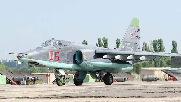 Как Су-25 в Сирии на себя всю «тяжесть» сражения взяли и город у террористов отбили