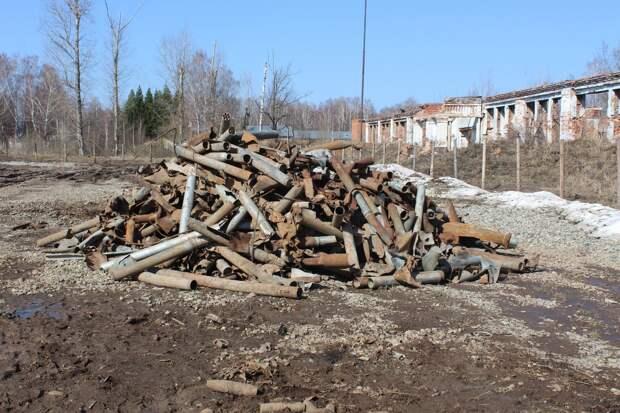 В майские праздники на территории бывшего арсенала в Пугачево усилят охрану
