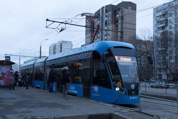 Итоги опроса: большинство жителей Строгина положительно относится к трамваю