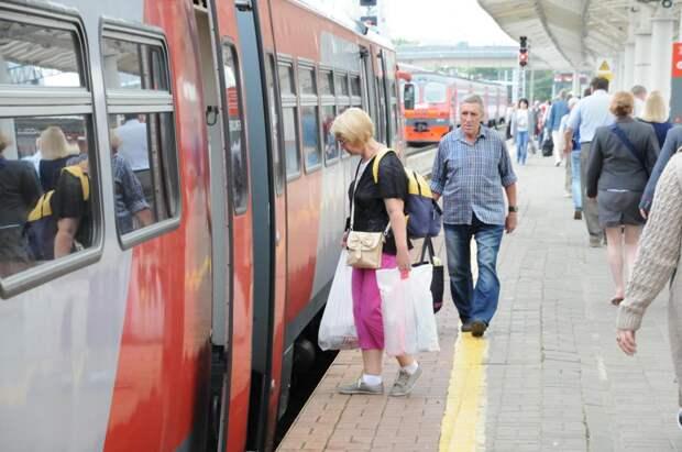 Маршрут Москва — Нижний Новгород вошёл в топ-3 популярных жд-направлений у путешественников в мае
