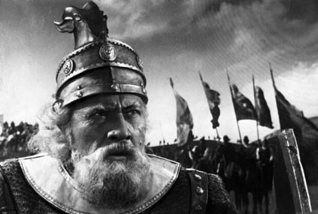 Албанский воин и полководец Скандерберг