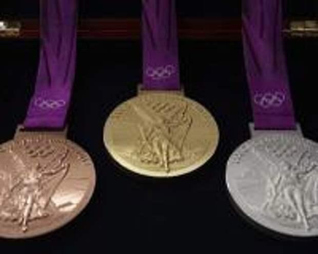 России прогнозируют 3 место по медалям