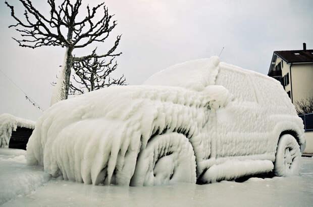 Вредно ли мыть автомобиль зимой?