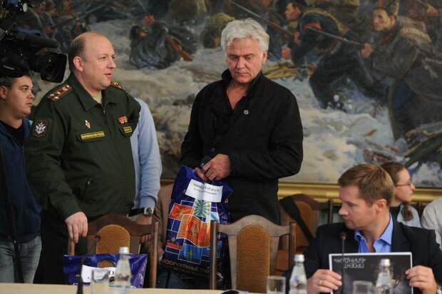 """""""Тот самый колорад"""": Александр Маршал объяснил Украине и Западу, почему не стоит связываться с Россией"""