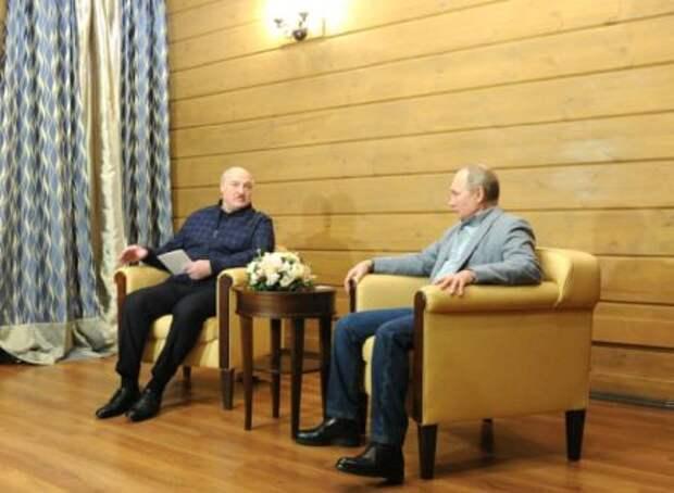 Путин заявил о важности объединения усилий с Европой для борьбы с COVID-19