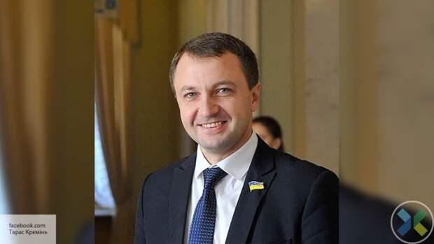 Тарас Кремень выступил против поправок в законе о языке