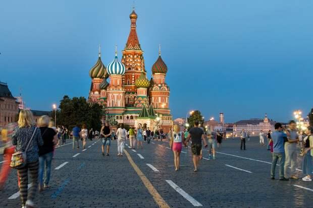 Собянин рассказал об изменении населения Москвы за 30 лет