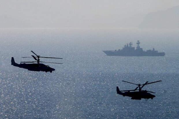 «То ли мины ищут, то ли прикрывают новый «керченский прорыв»: в Черном море зафиксировали группировку НАТО