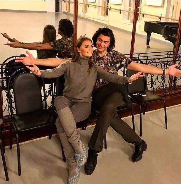 Боец и ориентир! Николай Цискаридзе поздравил Алину Кабаеву с днем рождения