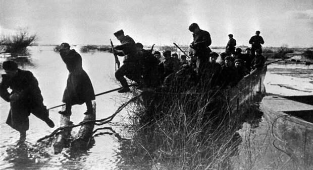 Лейтенант Хмыров, открывший путь на Берлин