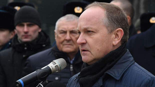 Мэр Владивостока подает в отставку