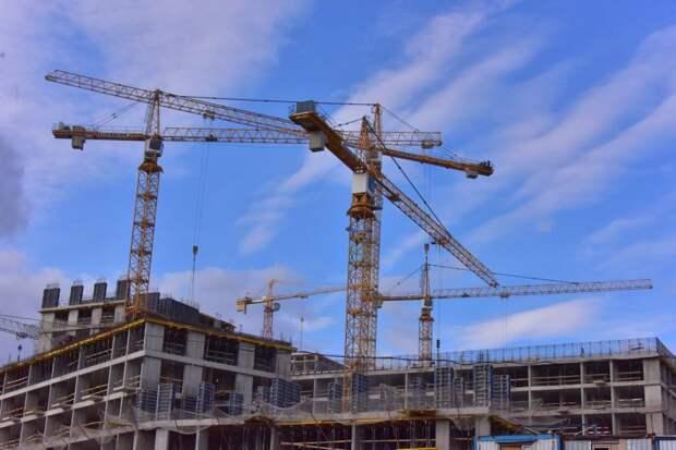 Строительство дома на Кронштадтском велось нелегальными рабочими