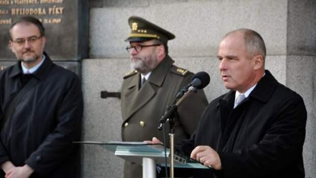 Разведка Чехии: Москва знала онаших действиях поделу овзрывах воВрбетице