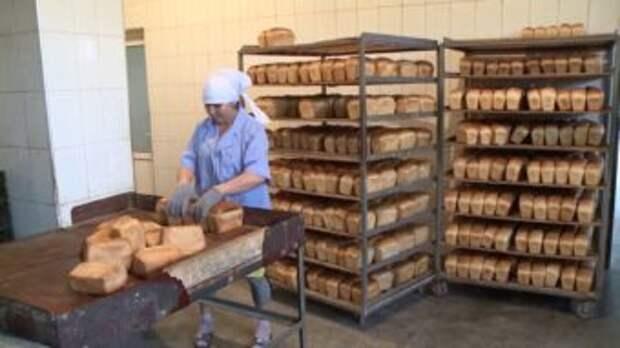 80 тенге: В Шымкенте подорожал хлеб