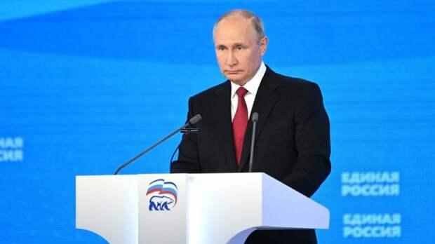 «Единую Россию» поведет на выборы оптимальная пятерка