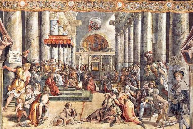 Великие исторические подделки: «Константинов дар»