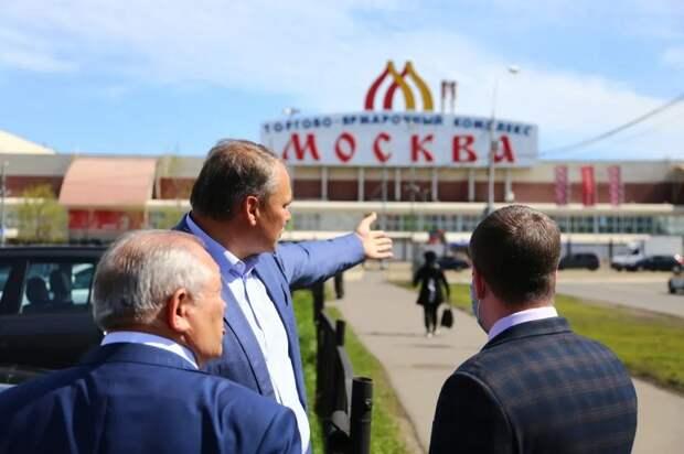 Петр Толстой: Пробки возле ОРТЦ «Москва» должны уйти в историю. фото: Александр Чикин
