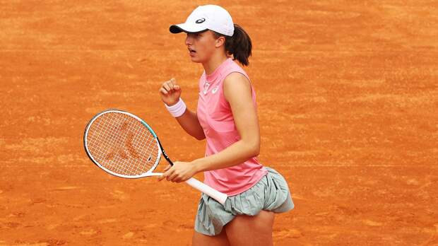 Швентек обыграла Контавейт и вышла в 1/8 финала «Ролан Гаррос»
