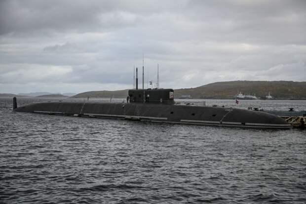 ВМФ России получит в 2021 году три атомные подлодки