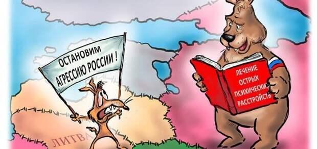 Русофобия небратьев, как шанс для России