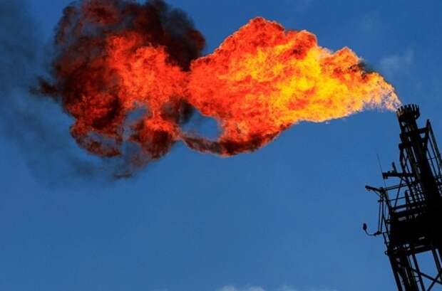 GGFR: Семь стран сжигают две трети попутного газа в мире