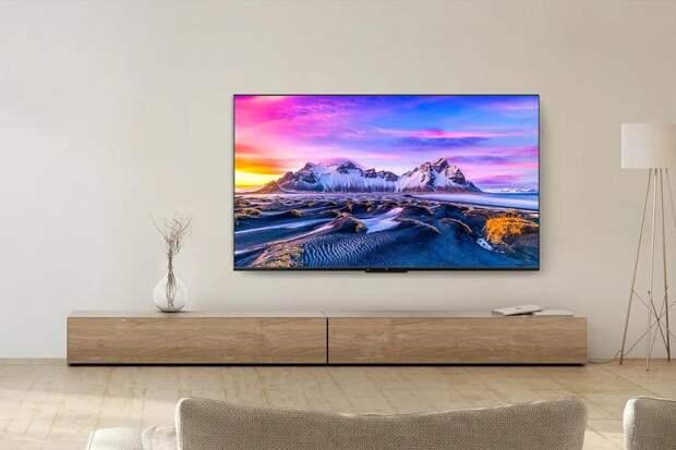 Xiaomi представила новую линейку телевизоров Mi TV P1: четыре размера, 4K и ценник от €280