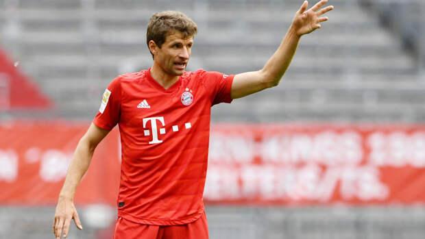 Лёв предложил Мюллеру вернуться в сборную Германии