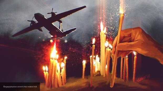 Спас сына ценой жизни солдат: в крушении Ан-26 обвинили главкома ВВС Украины