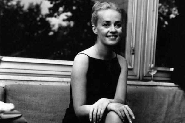 Жанна Моро в молодости | Фото: 24smi.org