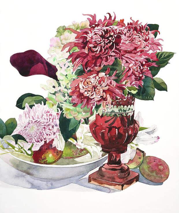 художник Аяко Тсуге (Ayako Tsuge) картины - 17