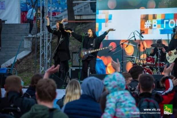 """Новый фестиваль в рамках проекта """"В_город"""" пройдет во Владивостоке 22 мая"""