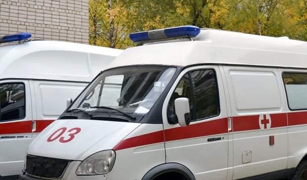ВУфе 14-летний подросток упал свысоты 13-го этажа