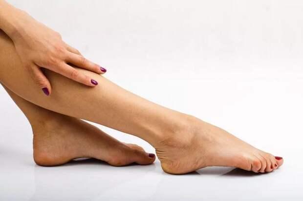 5. Проводить самообследование ног